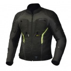 Куртка REBELHORN BORG black/dark gray/fluo yellow